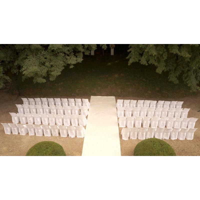 Tapis Blanc Nuptial Sabannes R Ception