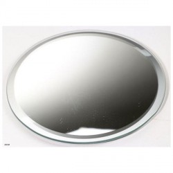 Miroir de table rond