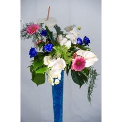 Vase conique DIGITALE 60 cm