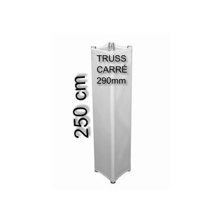HOUSSE DE TOTEM TRIANGULAIRE LYCRA 250 CM