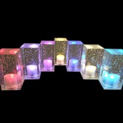 Lampe BYBLOS multicolore