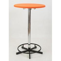 calotte orange 70 cm