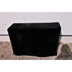 Nappe EUROPE 120 x 40 cm noire