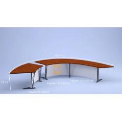 Desk Faucon