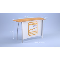 Desk haut Flamingo