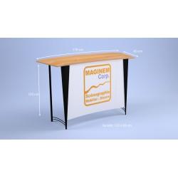 Desk haut Pelican