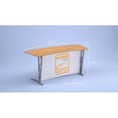 Desk bas Hirondelle