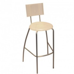 Tabouret HERACLES blanc