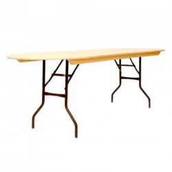 Table ovale JUNON 250 cm
