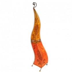 Lampe en peau orientale 150/180 cm