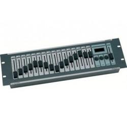 Console lumière manuelle WORKS série 2 - L16DMX
