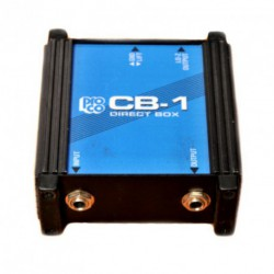 Boîtier DI-Box PROC0 CB1 passif