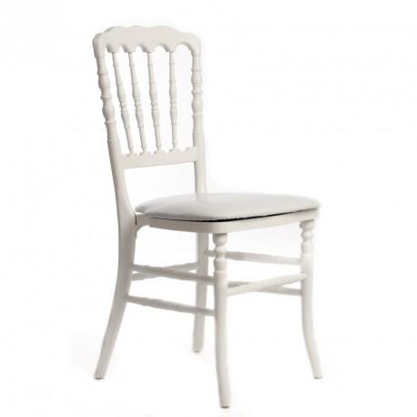 Chaise ZEUS blanche