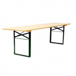 Table MIDAS 220 x 60 cm