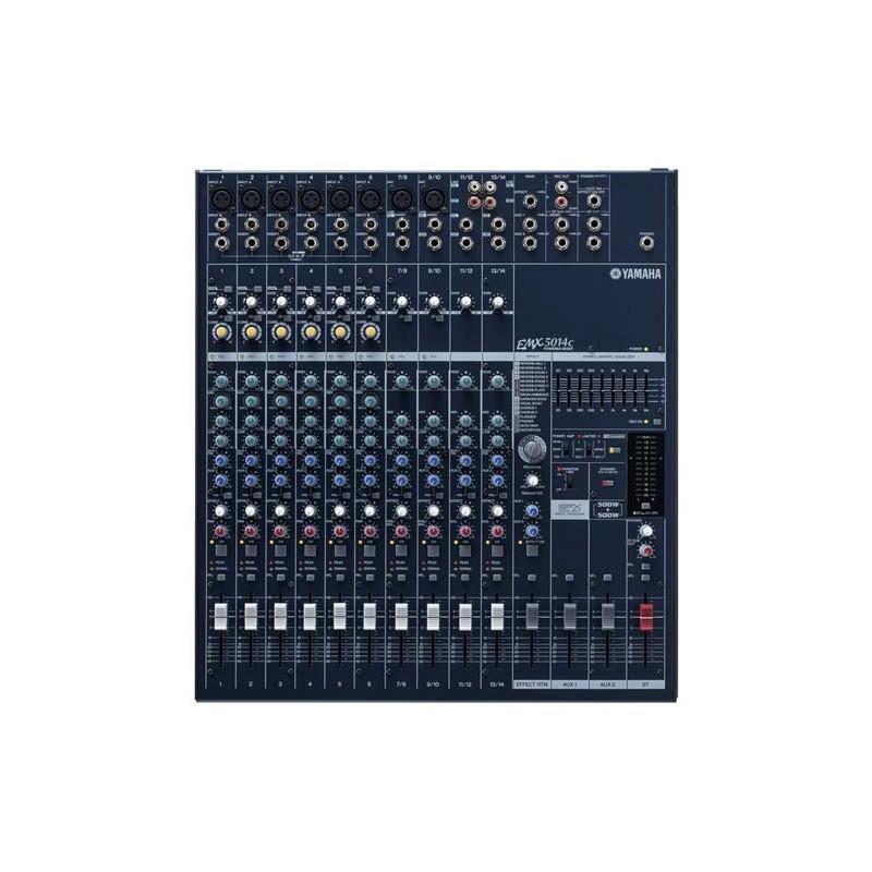 Console amplifi e yamaha sabannes r ception - Console de mixage amplifiee ...
