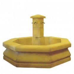 Fontaine sèche