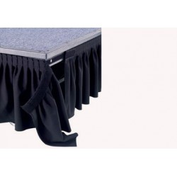 Skirting noir 4ml H 29 cm