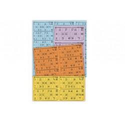 Tickets de loto / Bingo