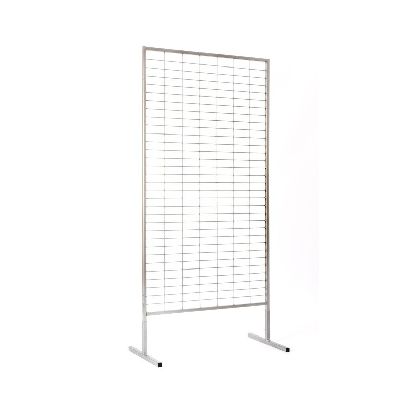 grille d 39 exposition gris acier sabannes r ception. Black Bedroom Furniture Sets. Home Design Ideas