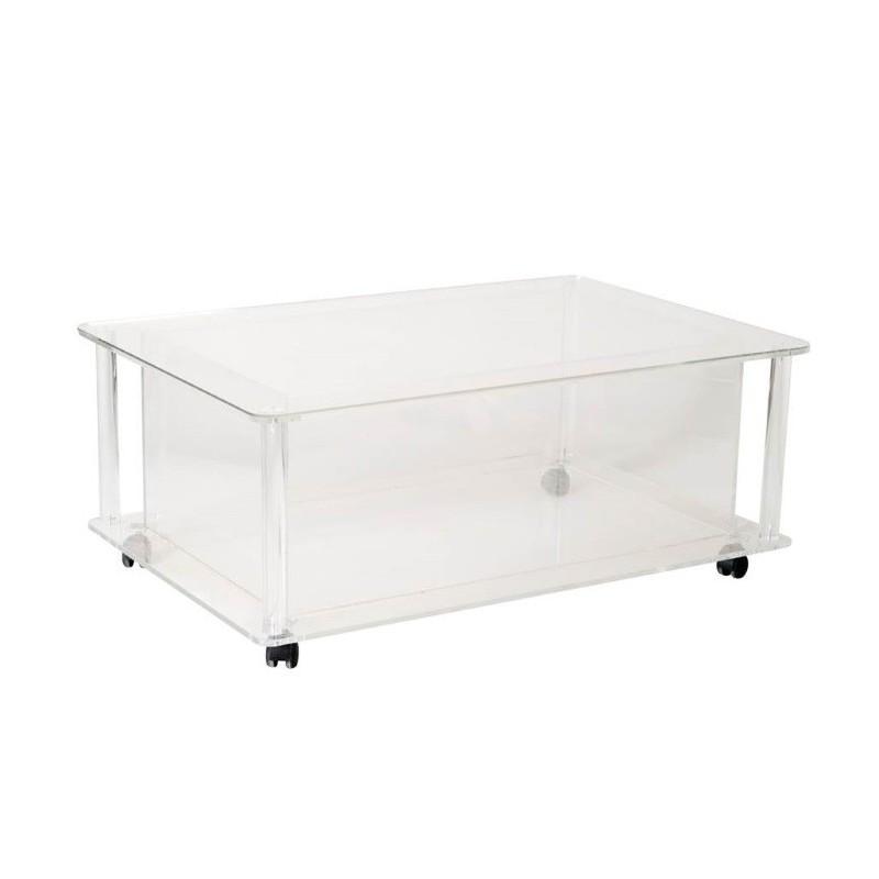 table basse alphee en plexi sabannes r ception. Black Bedroom Furniture Sets. Home Design Ideas