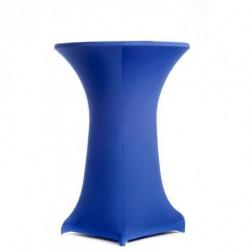 Housse mange-debout bleu roy