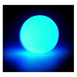 Boule lumineuseà leds 20 cm