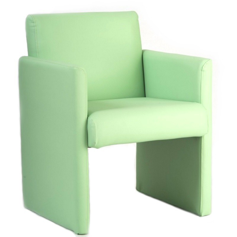 fauteuil vert eliade sabannes r ception. Black Bedroom Furniture Sets. Home Design Ideas