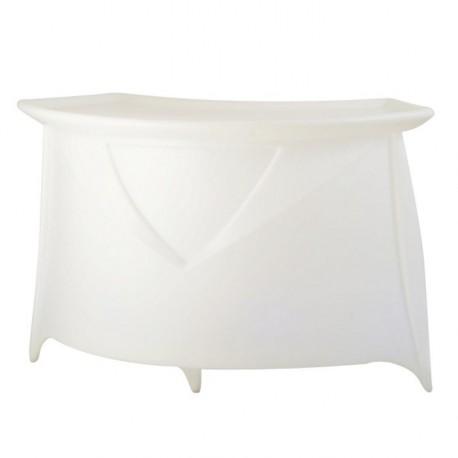 comptoir lumineux skorpios sabannes r ception. Black Bedroom Furniture Sets. Home Design Ideas