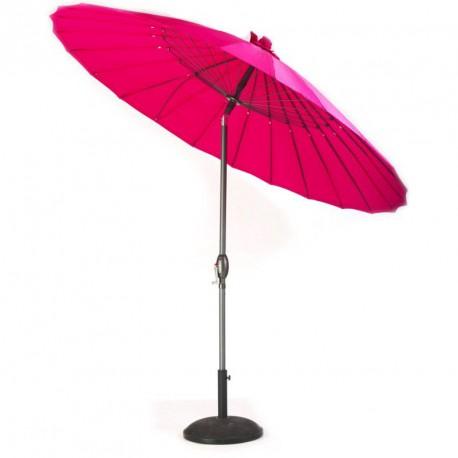 Parasol ombrelle Fushia   Sabannes Réception