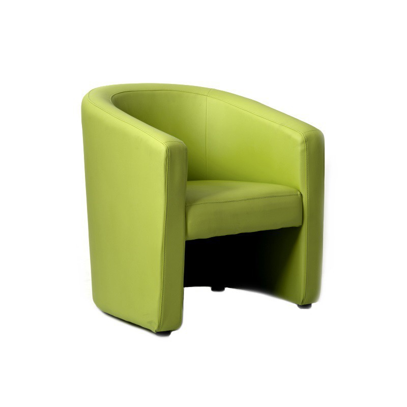fauteuil narcisse vert anis sabannes r ception. Black Bedroom Furniture Sets. Home Design Ideas