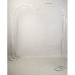 Arche nuptiale coeur