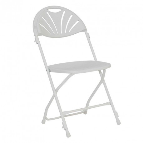 Chaise FORTUNA blanche