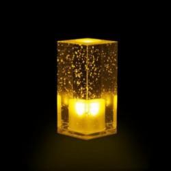 Lampe BYBLOS ambrée