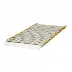 Rampe d'accès modulaire 2 ml