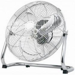 Ventilateur chromé