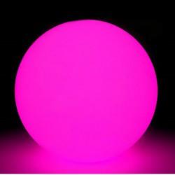 Boule lumineuse à leds 50 cm