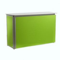 Comptoir MODULOOK vert anis