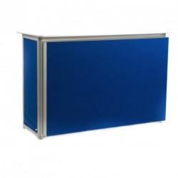 Comptoir MODULOOK bleu Klein