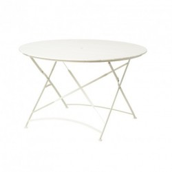 Table ronde APHRODITE 120 cm