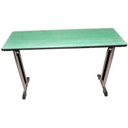 Table EUROPE 120 cm vert d'eau