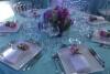 Les tables de réception